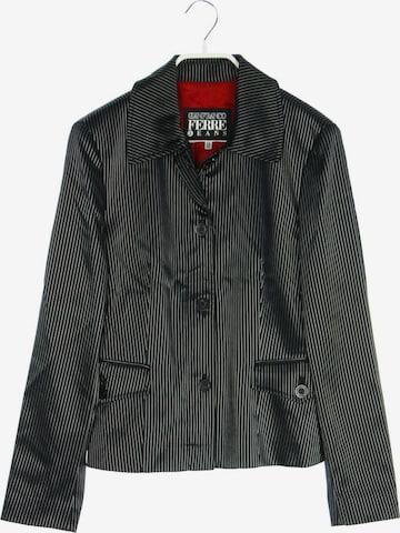 Gianfranco Ferré Jacket & Coat in S in Black