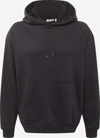 WEEKDAY Sweat-shirt en noir, Vue avec produit