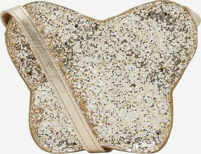 NAME IT Sac 'Schmetterling' en beige / or, Vue avec produit