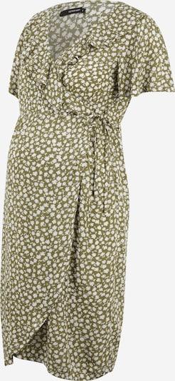 Supermom Robe 'Flower' en vert / blanc, Vue avec produit