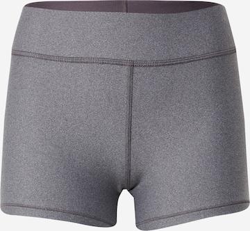 UNDER ARMOUR Sportsbukser i grå