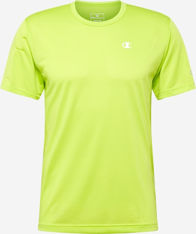Champion Authentic Athletic Apparel Funkcionalna majica | limeta barva, Prikaz izdelka