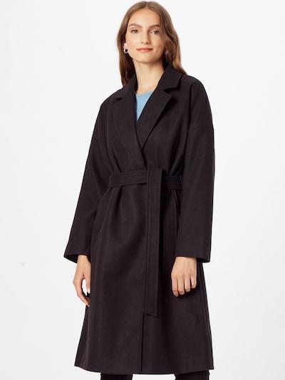 Demisezoninis paltas iš Urban Classics, spalva – juoda, Modelio vaizdas