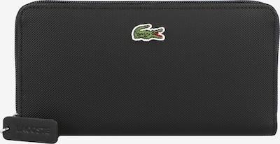 LACOSTE Portemonnaie in grün / schwarz / weiß, Produktansicht