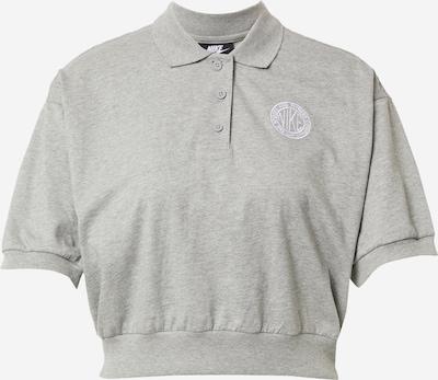 Nike Sportswear Tričko - stříbrně šedá / tmavě šedá, Produkt