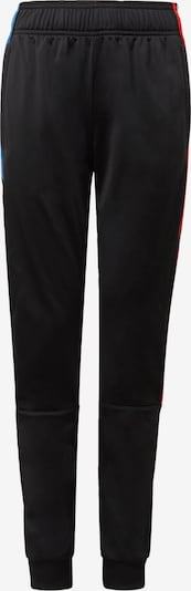 ADIDAS ORIGINALS Jogginghose in blau / hellrot / schwarz / weiß, Produktansicht