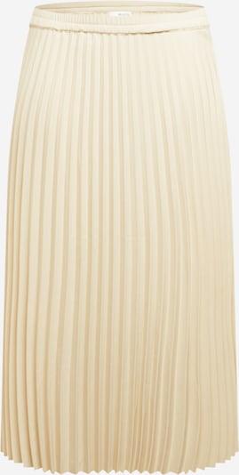 Selected Femme Curve Jupe en beige, Vue avec produit