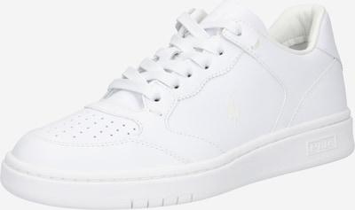 POLO RALPH LAUREN Zapatillas deportivas bajas 'COURT' en blanco, Vista del producto