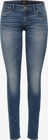 ONLY Jeans 'ONLCORAL LIFE' in Blau