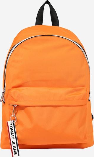Tommy Jeans Sac à dos en orange / noir / blanc, Vue avec produit