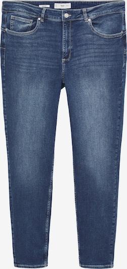 MANGO Jeans in de kleur Blauw, Productweergave