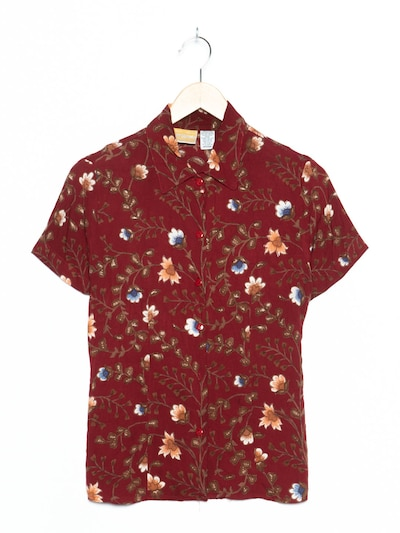 Authentic Style Bluse in XL in rot, Produktansicht