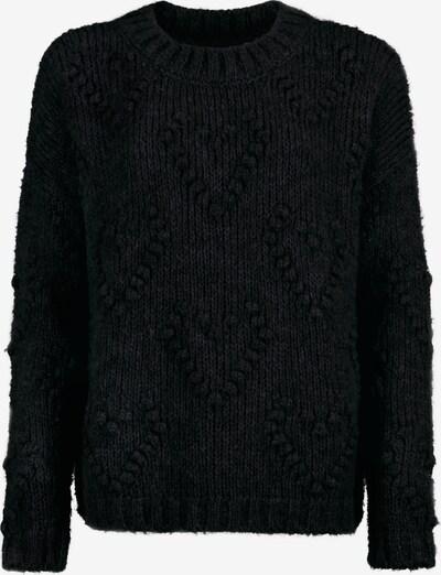 Isla Ibiza Bonita Pullover in schwarz, Produktansicht