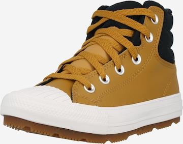 Sneaker 'Berkshire' de la CONVERSE pe maro