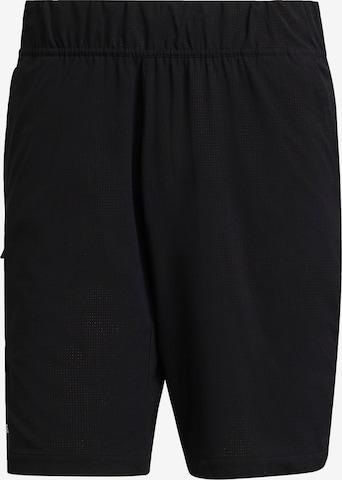 ADIDAS PERFORMANCE Shorts 'Ergo' in Schwarz