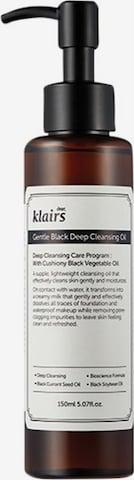 Klairs Oil 'Gentle Black Deep Cleansing' in