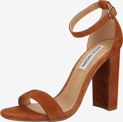 STEVE MADDEN Sandalette 'Carrson' in karamell, Produktansicht