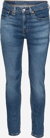 LEVI'S Teksapüksid '519™ EXT SKINNY HI-BALL B', värv sinine