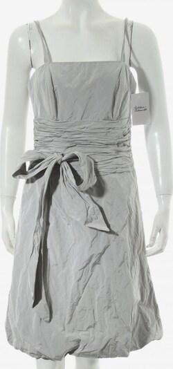 Marie Blanc Cocktailkleid in M in hellgrau, Produktansicht