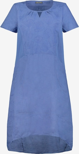 Gina Laura Kleid in royalblau, Produktansicht