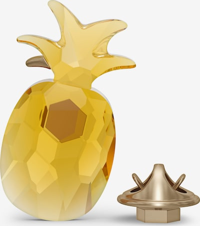 Swarovski Dekoobjekt  'Jungle Beats' in gelb, Produktansicht