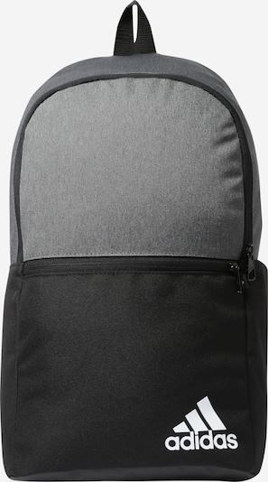 ADIDAS PERFORMANCE Sportrucksack in grau / schwarz, Produktansicht