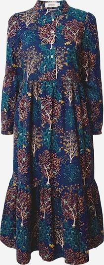 Louche Košulja haljina 'Macha Trees' u plava / miks boja, Pregled proizvoda