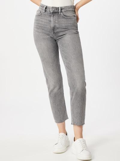ONLY Jeansy w kolorze szary denimm, Podgląd na modelu(-ce)