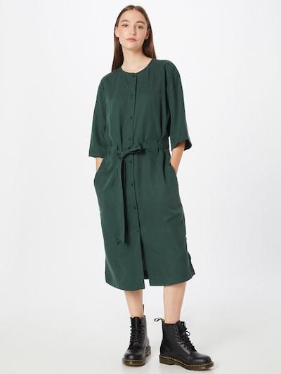 recolution Košeľové šaty 'HAZEL' - tmavozelená, Model/-ka
