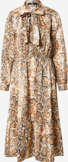 STEFFEN SCHRAUT Kleid 'Julia' in beige / cognac / schwarz, Produktansicht