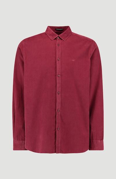 O'NEILL Overhemd 'Babycord' in de kleur Rood, Productweergave