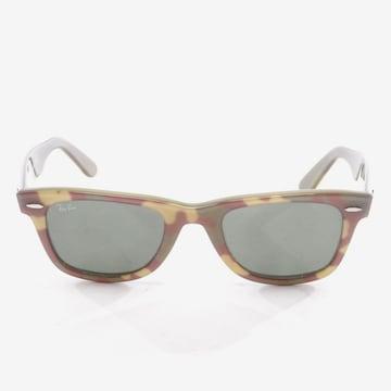 Ray-Ban Sonnenbrille in One Size in Grün