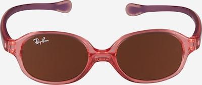 Ray-Ban Slnečné okuliare '0RJ9187S' - hnedá / ružová, Produkt