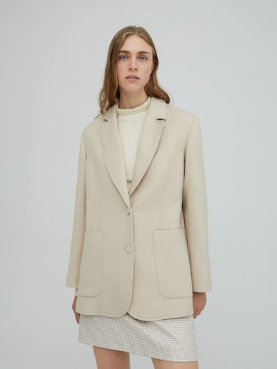 EDITED Blejzer 'Roxanne' - béžová, Model/-ka
