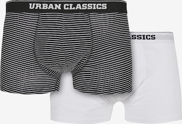 Boxers Urban Classics en blanc