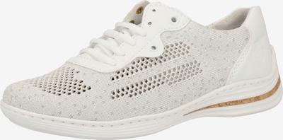 RIEKER Sneaker in weiß, Produktansicht