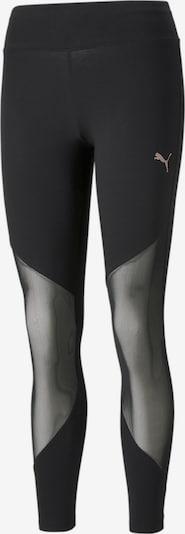 PUMA Mesh Damen Leggings II in schwarz, Produktansicht
