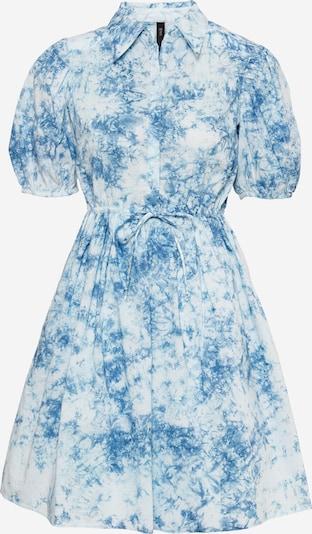 Y.A.S Kleid 'OCEAN' in blau / weiß, Produktansicht