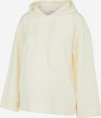 MAMALICIOUS Sweatshirt 'PCMREBENA' in naturweiß, Produktansicht