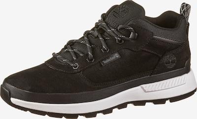 TIMBERLAND Αθλητικό παπούτσι με κορδόνια 'Field Trekker' σε μαύρο, Άποψη προϊόντος