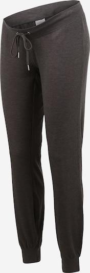 Pantaloni MAMALICIOUS pe gri amestecat, Vizualizare produs