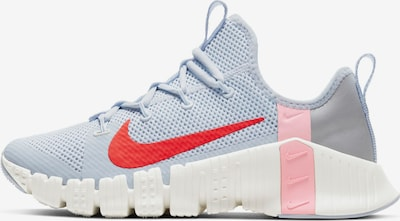 NIKE Sports shoe in Grey / Red, Item view