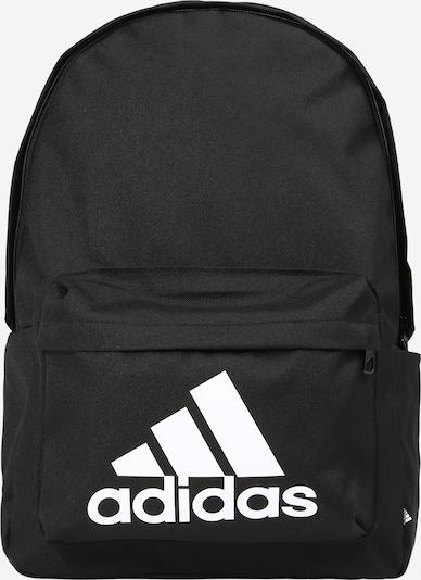 ADIDAS PERFORMANCE Sportski ruksak u crna / bijela, Pregled proizvoda