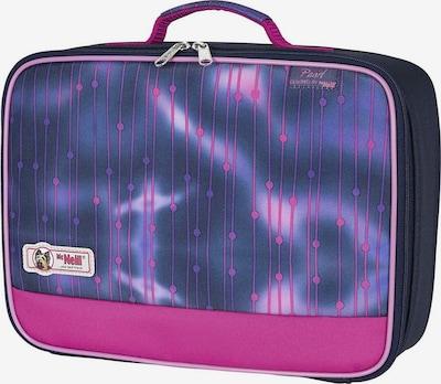 MCNEILL Kinderkoffer in dunkelblau / pink, Produktansicht