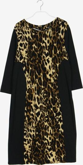 Glööckler Kleid in XXXL in braun / schwarz, Produktansicht