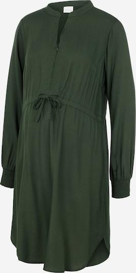 MAMALICIOUS Kleid in dunkelgrün, Produktansicht