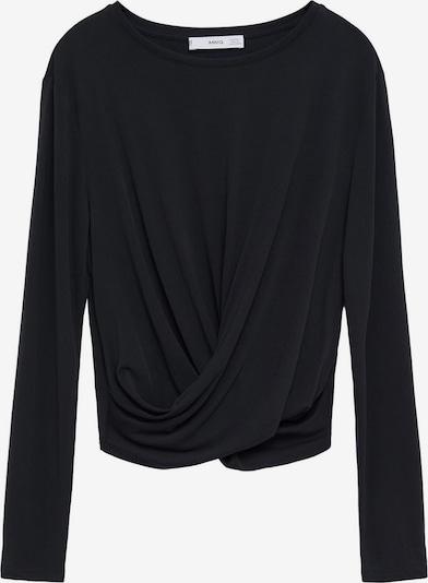 MANGO Shirt in schwarz, Produktansicht