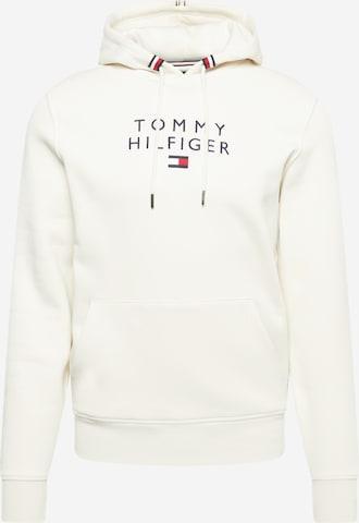 TOMMY HILFIGER Sweatshirt in Weiß