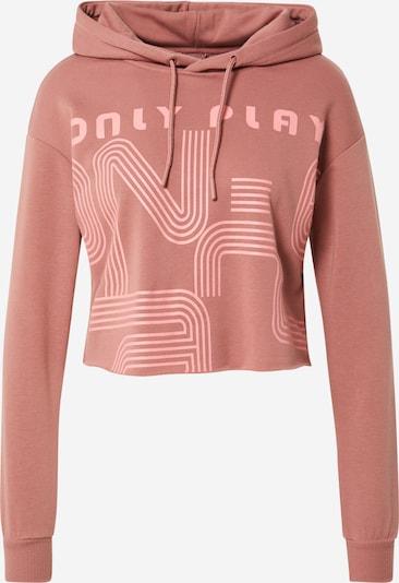 ONLY PLAY Sportsweatshirt 'JANAY' in rosa / altrosa, Produktansicht