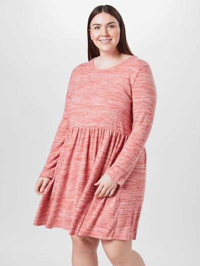 Z-One Kleid 'Clarice' in rosa, Modelansicht